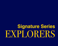 Signature Series: Explorers