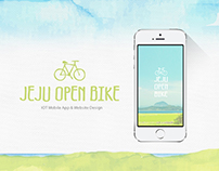 [Academy Jungle]Web UX&UI_Jeju Open Bike