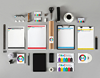 KMC Innovative Technologies Branding Package