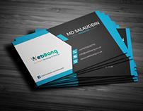 WebBang Business Card Design