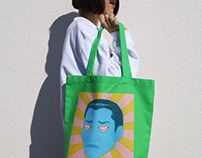 -Original goods- KOWAMOTE UWABE tote bag