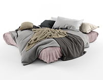 Loft Bed 01