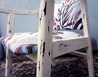 restauración de una silla