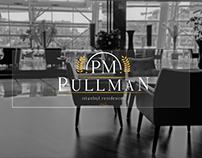 PULLMAN IST. RES. [Logo]+ Catalog Mockup