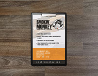 Smokin' Monkey