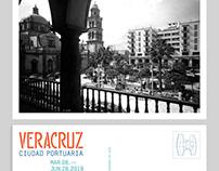 Imagen exposición VERACRUZ Ciudad Portuaria