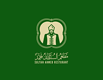 Restaurant Branding || Sultan Ahmed Restaurant