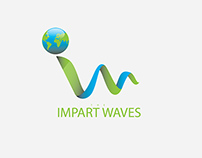 Impact Wave Brand Identity
