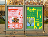 Posters for the Museum of Oriental Art