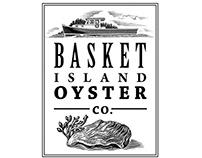 Basket Island Oyster Co. Logo