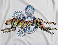 Hand Drawn T-Shirt Designs