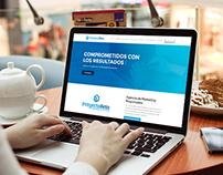 Proyecto Beta. Web Design