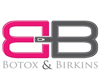 Botox & Birkins - Logo Design