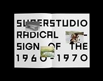Superstudio - Refusual to work
