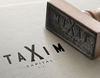 Taxim Capital P.E - Corporate identity
