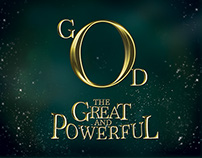 """""""Great and Powerful God,"""" AD"""