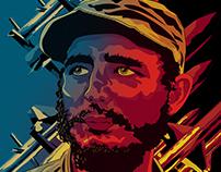 Fidel Castro ETERNAL COMANDANTE