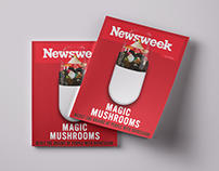 Newsweek Article Cover Mockup