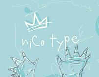 NICOTYPE - FREE FONT