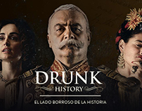 Drunk History Latinoamérica