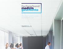 Fachverband Medizingeschichte: Logodesign
