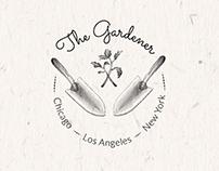 The Gardener - Branding