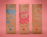 Chá Prenda - Redesign de Embalagem