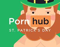 St. Patrick's Day by Pornhub