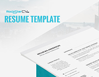 Resume Template Michewa