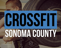 CrossFit Sonoma County Website Redesign
