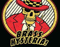 Brass Hysteria! Logo