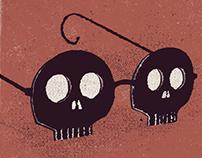 Melvins + Napalm Death poster