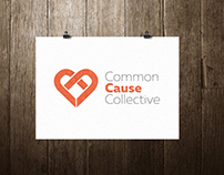 CommonCause Collective Branding and Copy ideation.