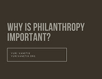 Why Is Philanthropy Important?