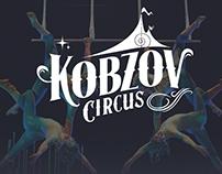 Kobzov circus - outdoor advertising