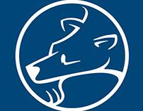 LOCfrost ~ Branding & logo design