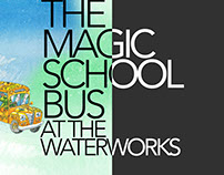 Magic School Bus. Social Media and Posts Files.