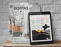 Editorial Design - Doğtaş Ailem