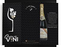 Cantina dei vini | Wine Brochure Design