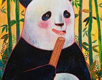 Great panda (gourmand panda)