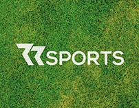Logotipo RR SPORTS