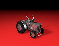 Tractor Big Block :) :)