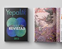 Entrevistas a Revistas | Diseño Editorial Yepaltik