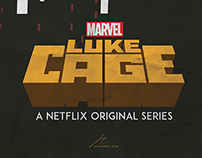 Creative Tribute to Luke Cage