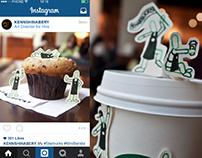 Starbucks Campaign: MiniBarista