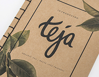 Tēja Organic Tea