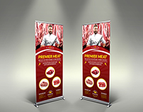 Butcher Shop Signage Template