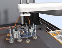 3D Anwendungsanimation von Tecmotion