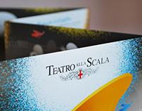 The Brass of Teatro alla Scala - illustrated brochure