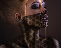 Amber demon ©Alexander Prime